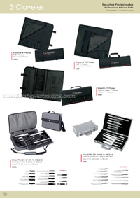 PROFESSIONAL BRIEFCASES 3 Claveles