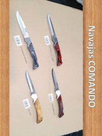 COMANDO POCKETKNIVES Aitor