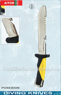 DIVING KNIVES POSEIDON Aitor