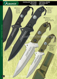 TACTICAL KNIVES 04 Albainox