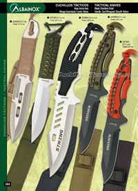 TACTICAL KNIVES 06 Albainox