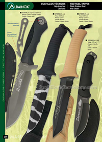 TACTICAL KNIVES 08 Albainox