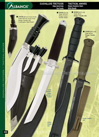 TACTICAL KNIVES 010 Albainox