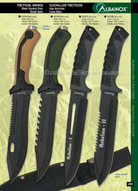 TACTICAL KNIVES 011 Albainox