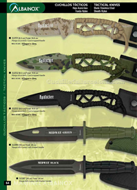TACTICAL KNIVES 02 Albainox