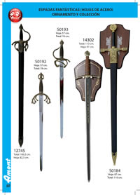 FANTASTIC SWORDS Amont