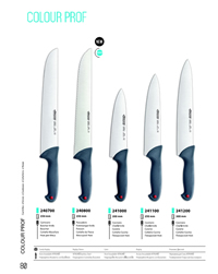 BUTCHER KNIVES COLOUR PROF Arcos