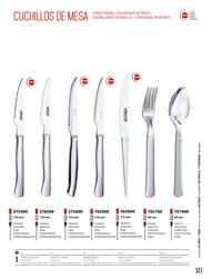 TABLE KNIVES Arcos