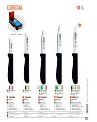 KITCHEN KNIVES GENOVA Arcos