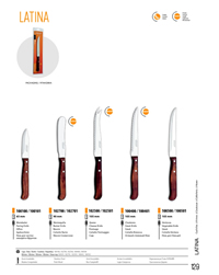 KITCHEN KNIVES LATINA Arcos