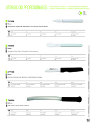 UTENSILS PROFESSIONAL Arcos
