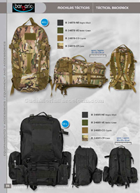 TACTICAL BACKPACKS Barbaric