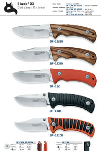 BLACK FOX OUTDOOR KNIVES Blackfox