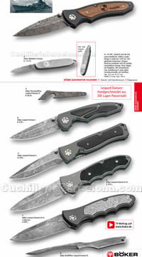 POCKETKNIVES DAMASK BOKER