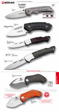TACTICAL POCKET KNIVES BOKER