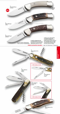 HUNTING POCKETKNIVES BOKER