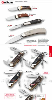 POCKETKNIVES MULTI PURPOSE BOKER