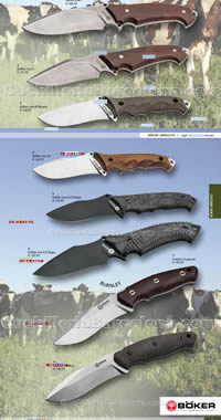 TACTICAL KNIVES BOKER