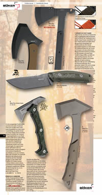 TACTICS MACHETES AND AX BOKER
