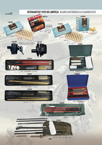 BLANK CARTRIDGES AND CLEANING KITS BRUNI