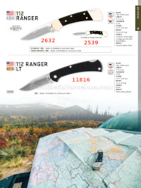 RANGER FOLDING KNIVES Buck