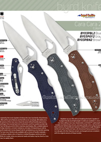 TACTICAL FOLDING KNIVES CARA CARA 2 Byrd