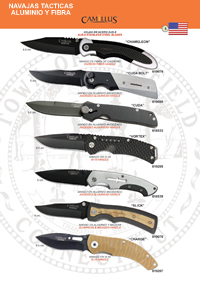 TACTICAL POCKETKNIVES Camillus