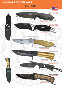 AUS 8 TACTICAL KNIVES Camillus
