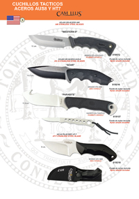 AUS 8 HT7 TACTICAL KNIVES Camillus