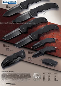 TACTICAL FOLDING KNIVES ColdSteel