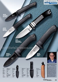 PENDLETON SERIES TACTICAL KNIVES ColdSteel