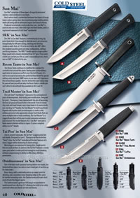 SAN MAI TACTICAL KNIVES ColdSteel