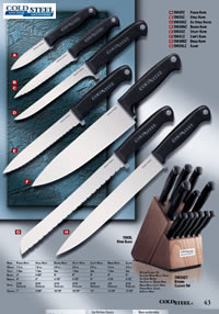 KITCHEN CLASSICS KNIVES  ColdSteel