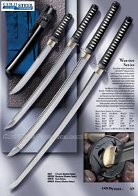 KATANAS WARRIOR ColdSteel