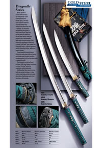 KATANAS DRAGONFLY ColdSteel
