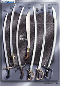 SABLES MILITARES ColdSteel