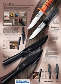 SURVIVAL KNIVES ColdSteel