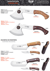 MOUNTAIN AXES Cudeman