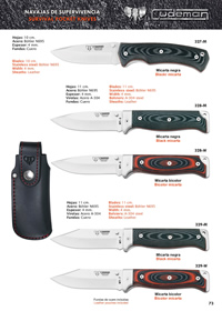 MT6 MT7 POCKETKNIVES Cudeman