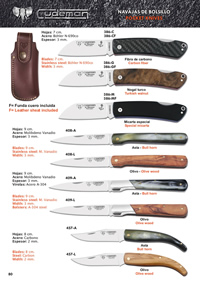 POCKETKNIVES Cudeman