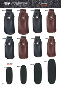 POUCHES FOR POCKETKNIVES Cudeman
