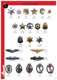 STARS AND INSIGNIA Denix