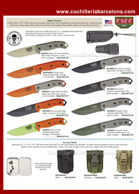 TACTICAL KNIVES Esee