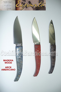 POCKET KNIVES ALBACETE P505 Exposito