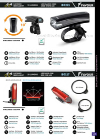 BIKE LIGHT 02 Favour