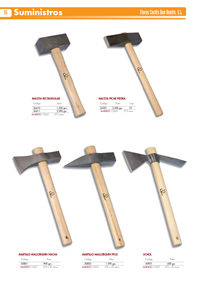 HAMMERS FOR WORK Flores Cortes
