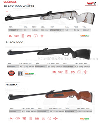 CARBINES AIR COMPRIME 009 Gamo