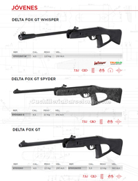 CARBINES AIR COMPRIME 012 Gamo