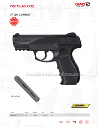 PISTOLAS CO2 Gamo