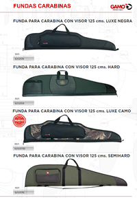 CARBINES COVERS 04 Gamo